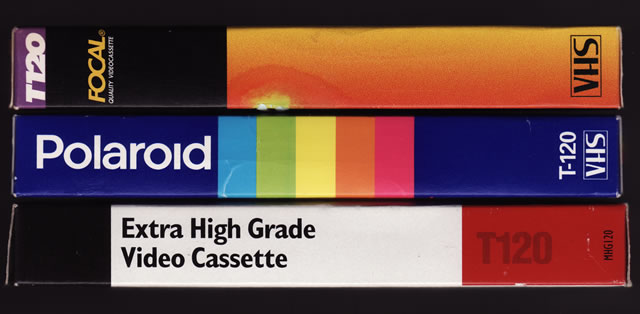 VHS 3 Stack