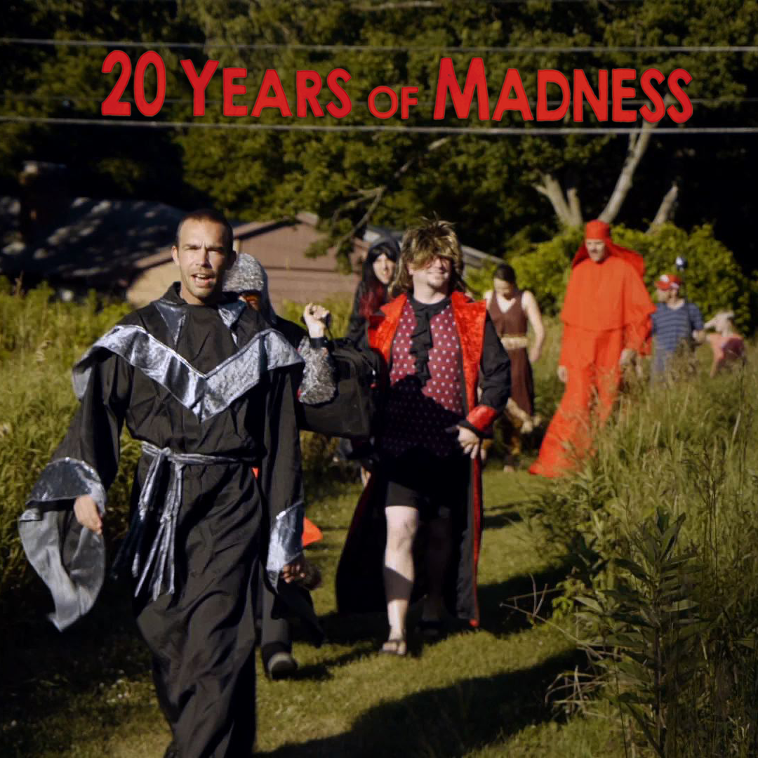 20 Years of Madness ON TOUR